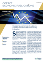 Eurozone economic slowdown Evidence from Coface's activity indicators